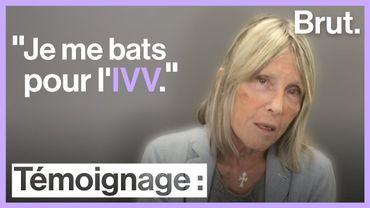 """Jacqueline, 74 ans, a programmé sa mort: """"Je me bats pour l'IVV, l'interruption volontaire de vieillesse"""""""