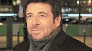 Patrick Bruel, le préféré des Belges