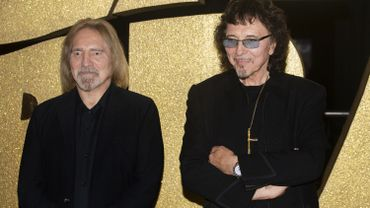 Une collaboration entre Tony Iommi et Nick Mason