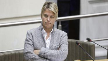 La ministre flamande de l'Environnement Joke Schauvliege