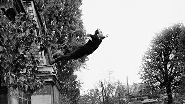 "Harry Shunk, 1924-2006 and János Kender, 1938–2009 Yves Klein's ""Saut dans le Vide,"" Fontenay-aux Roses, France, 1960 October 23 1960 Harry Shunk and Shunk-Kender photographs Artistic action by Yves Klein"