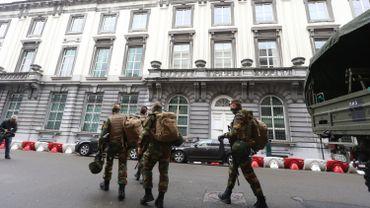 Les militaires resteront dans les rues jusqu'au 2 mars