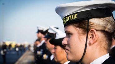 Quelque 25.000 visiteurs aux Navy Days à la base marine de Zeebrugge