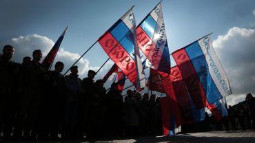 "Moscou condamné pour sa loi réprimant la ""propagande"" homosexuelle"