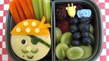 Réinventons la boîte à tartine de nos enfants !