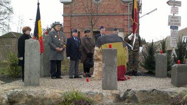 Inauguration de la stèle en hommage aux 49 juifs et à leur famille