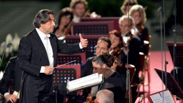 Le concert du Nouvel An pour la cinquième fois sous la direction de Riccardo Muti