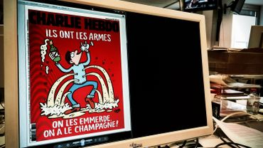 """Attentats de Paris: Charlie Hebdo dévoile sa """"Une"""" à paraître mercredi"""