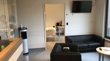 A Liège, le centre de prises en charge des victimes de violences sexuelles est installé au service des urgences de l'hôpital des Bruyères du CHU
