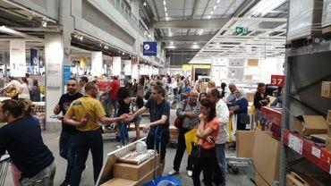 Carte Ikea Belgique.Panne Temporaire Des Terminaux Fixes De Paiement Par Carte