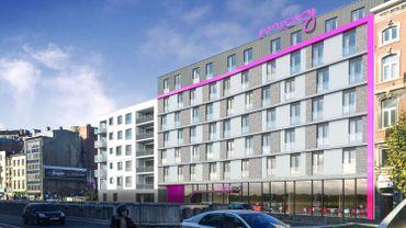 Bientôt 3 nouveaux hôtels à Liège
