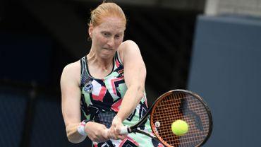 Van Uytvanck se hisse en finale du WTA Québec