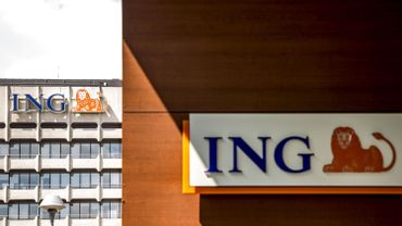 Un bâtiment d'ING