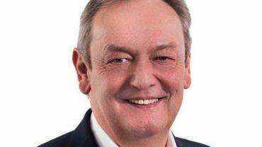 Guy Wilmart, président du Foyer anderlechtois.