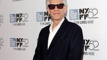 Mostra de Venise: David Cronenberg recevra un Lion d'Or pour sa carrière