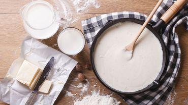 C'est le grand Auguste Escoffier qui a impulsé la recette de la béchamel d'aujourd'hui, en ajoutant du lait.