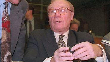 André Bourgeois en 1993