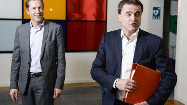 PS et cdH devraient gouverner ensemble en Wallonie et à Bruxelles