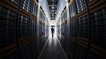 Un data center en Suède
