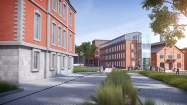 Le projet du Cristal Park évoqué à huis-clos au conseil communal de Seraing