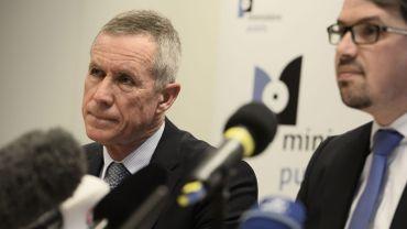 """Plainte contre le procureur français dans le dossier Abdeslam: """"Je suis serein"""""""