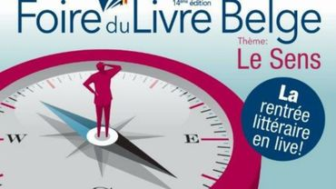 La 14e édition de la Foire du Livre Belge se déroulera du 18 au 20 novembre au Centre culturel d'Uccle