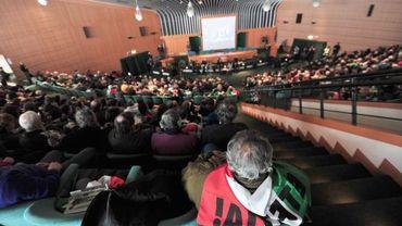 Le méga-procès de l'amiante en février 2012 à Turin