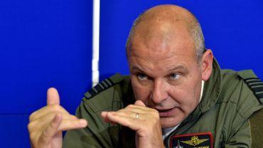 Claude Van de Voorde nouveau chef des renseignements de l'armée