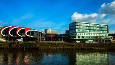 A Liège : Média Rives