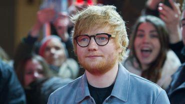 """Pour sa tournée """"Divide"""", le musicien Ed Sheeran aurait encaissé 432 millions de dollars."""