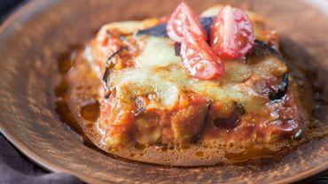 Aubergine alla Parmigiana (végétarien friendly et facile à faire !)