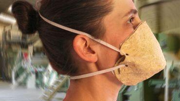 Quand le chanvre se décline aussi en masque