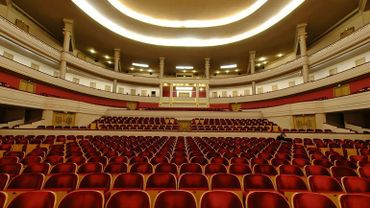La grande salle Henry Le Bœuf située dans le Palais des Beaux-Arts  jouera un rôle central dans la synergie entre Bozar, le théâtre de la Monnaie et l'Orchestre national.