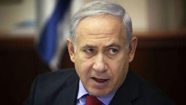 """B. Netanyahu: """"La vérité c'est que les Palestiniens bloquent les négociations"""""""