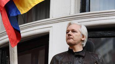 L'Equateur punit Assange et le prive d'internet dans son ambassade à Londres