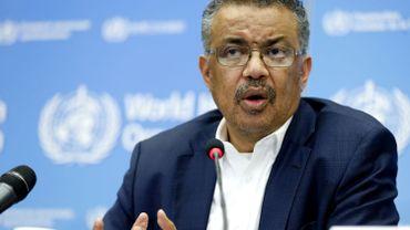 Tedros Adhanom Ghebreyesus, directeur de l'OMS.