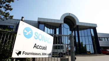 La Sonaca est basée à Gosselies, près de Charleroi.