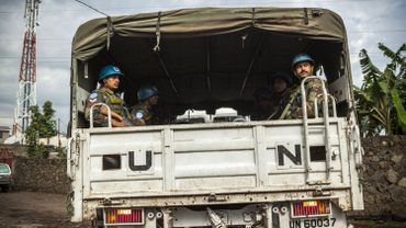 RDC: l'ONU recherche deux Casques bleus disparus mi-novembre