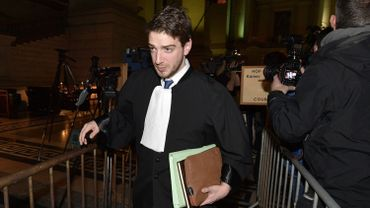 Guillaume Lys, avocat belge de l'association V-Europe