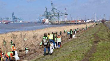 Environ 440 volontaires ont nettoyé samedi matin le domaine naturel du Galgeschoor