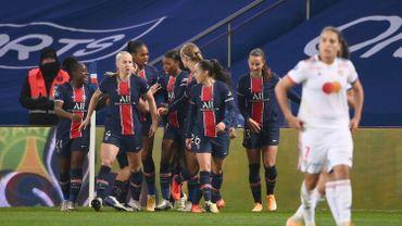 L'OL chute contre le PSG, la fin d'une incroyable série pour les Lyonnaises