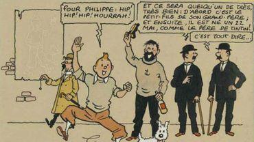La vente aux enchères Hergé se tiendra le 24 mai 2016 à Paris