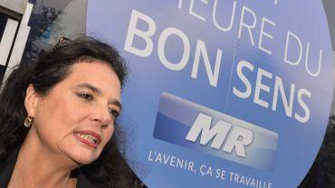 La député libérale liégeoise Christine Defraigne.