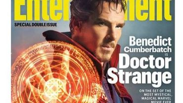 Benedict Cumberbatch interprète Doctor Strange dans le long-métrage signé Scott Derrickson.