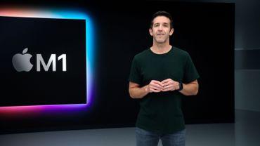 Apple sort des ordinateurs avec sa propre puce, la M1