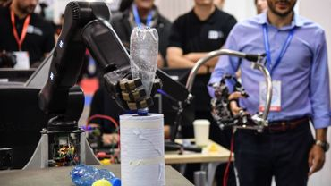 """Automatisation: """"Certains métiers vont beaucoup évoluer, mais pas disparaître"""""""