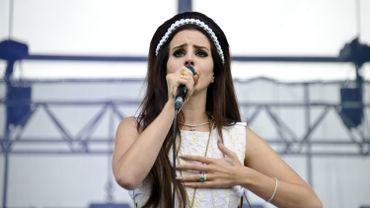 "Le prochain album de Lana Del Rey sera ""Honeymoon"""