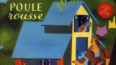 """""""Poule rousse"""" et autres albums du Père Castor consacrés par l'Unesco"""