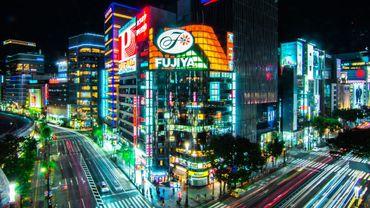 """Tokyo, sacrée dans la catégorie """"Grande villes"""""""