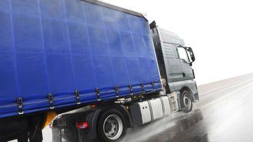 Le nombre de camions sur les routes européennes devrait passer de 6 à 3,6 millions